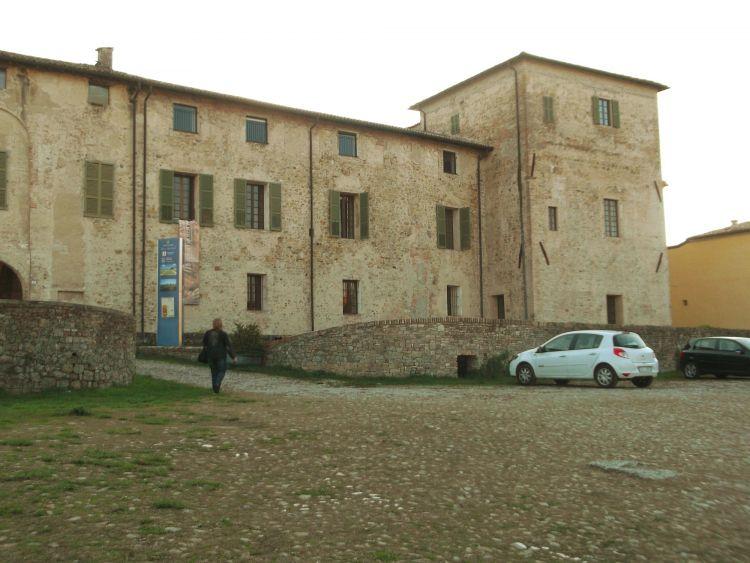 Rocca Sanvitale - Sala Baganza